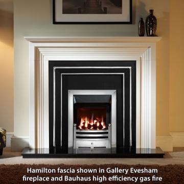 Gallery Hamilton Cast Iron Fascia Panel Flames Co Uk